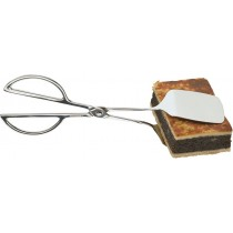 Bread & Pastry Tong Stainless Steel 25cm