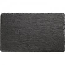 Natural Slate Platter 24 x 15cm