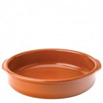 Estrella Terracota Handled Serving Dish 32cm
