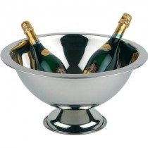 Stainless Steel Champagne Bowl 8ltr