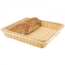 Rattan Basket 32.5 x 26.5cm