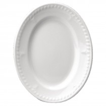Churchill Buckingham Oval Plates 254mm