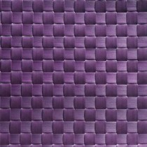 Table Mats Wide Band Plum 45 x 33cm