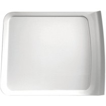 Melamine White GN 1/2 Lid / Platter 32 x 27 x 2.4cm