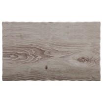 Wood Effect Melamine Tray GN1/4 26.5 x 16.2cm