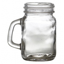 Mason Drinking Jar Glasses 45cl / 16oz