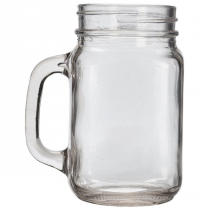 Glass Mason Drinking Jars 68cl 24oz