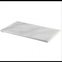 White Marble Platter GN 1/3