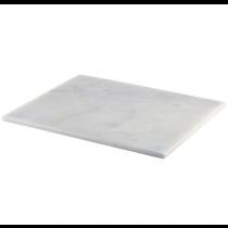 White Marble Platter GN 1/2
