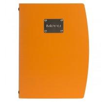 Rio Menu Holder A4 Orange