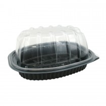 Plastic Chicken Roaster & Lids