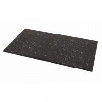 Slate / Granite Effect Reversible Melamine Platter GN 1/3 32 x 17cm