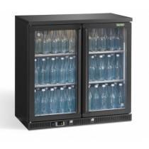 Gamko Maxiglass Noverta Bottle Cooler Double Doors