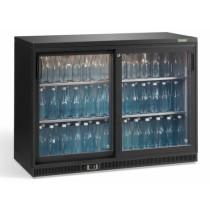 Gamko Maxiglass Noverta Bottle Cooler Double Sliding Door