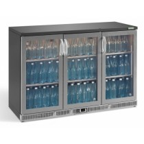 Gamko Maxiglass Noverta Bottle Cooler Triple Swing Door