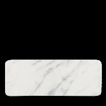 Churchill Textured Prints Grey Marble Rectangular Tile 37.6 x 14cm