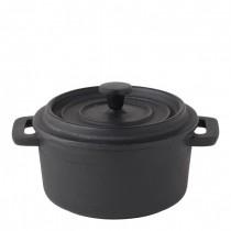 Cast Iron Round Casserole Dish 26cl 9oz