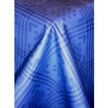 Tork Linstyle Midnight Blue Linen Feel Table Slipcover 90 x 90cm
