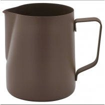 Non-Stick Milk Jug Brown 12oz / 34cl