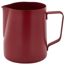 Non-Stick Milk Jug  Red 12oz / 34cl