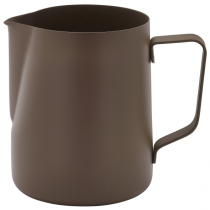 Non-Stick Milk Jug Brown 20oz / 60cl