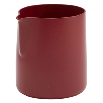 Non-Stick Milk Jug Red 5oz / 15cl