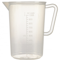 Polypropylene Measuring Jug 1Ltr