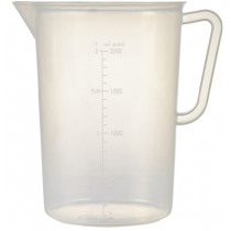 Polypropylene Measuring Jug 2Ltr