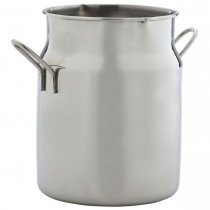 Mini Stainless Steel Milk Churn 16oz