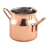 Mini Copper Milk Churn 7cl 2.5oz