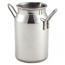 Mini Stainless Steel Milk Churn 14cl 5oz