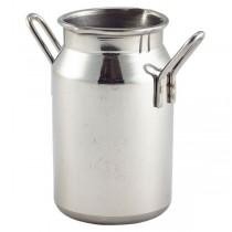 Mini Stainless Steel Milk Churn 14cl 5oz