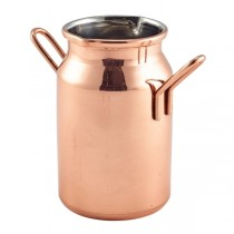 Mini Copper Milk Churn 14cl 5oz