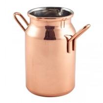 Mini Copper Milk Churn 14cl 5oz