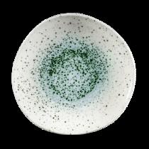 Churchill Studio Prints Mineral Green Organic Round Bowl 25.3cm