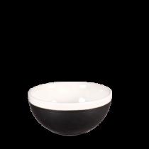 Churchill Monochrome Bowl Onyx Black 47cl / 16oz