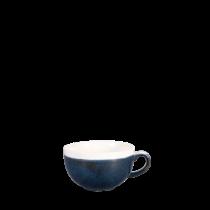 Churchill Monochrome Cappuccino Cup Sapphire Blue 22.7cl