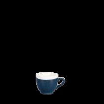 Churchill Monochrome Espresso Cup Sapphire Blue 10cl / 3.5oz