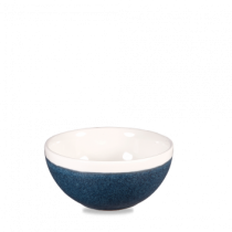 Churchill Monochrome Bowl Sapphire Blue 47cl / 16oz