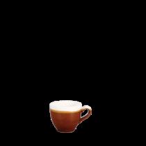 Churchill Monochrome Espresso Cup Cinnamon Brown 10cl / 3.5oz