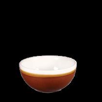 Churchill Monochrome Bowl Cinnamon Brown 47cl / 16oz