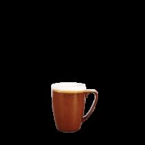 Churchill Monochrome Mug Cinnamon Brown 34cl / 12oz