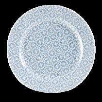Churchill Moresque Prints Blue Plate 30.5cm