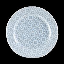 Churchill Moresque Prints Blue Plate 27.6cm