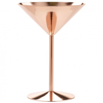 Copper Martini Glass 8.5oz / 24cl