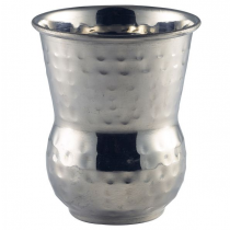 Moroccan Hammered Tumbler 40cl/14oz