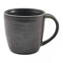 Terra Porcelain Black Mug 32cl