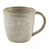 Terra Porcelain Grey Mug 32cl