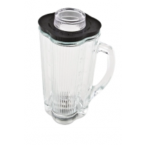 Waring Glass Jug with Blade & Lid 1.25Ltr