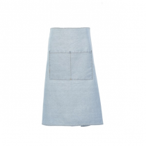 Light Blue Denim Waist Apron 90 x 70cm